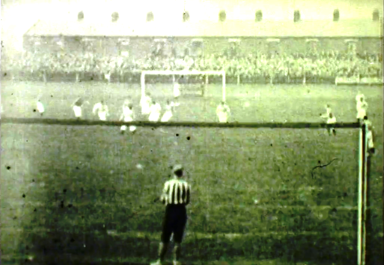 Discovery of the Oldest Film of Football Footage in Existence